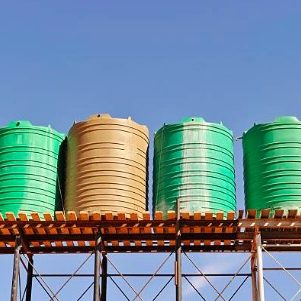 water tank installation service in Gauteng Krugersdorp