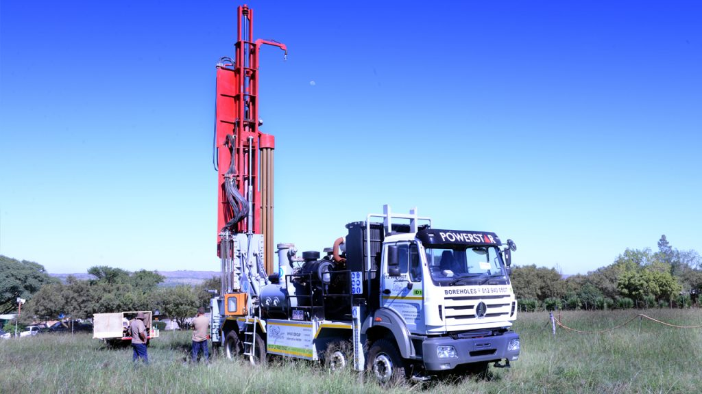 Borehole Drilling Services in Pretoria Gauteng